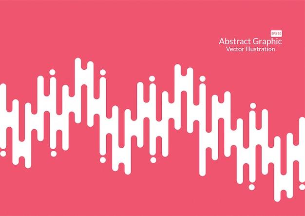 Fondo geométrico colorido abstracto para el folleto
