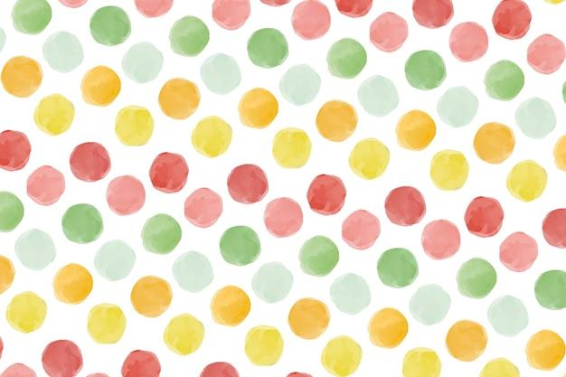 Fondo geométrico colorido de patrones sin fisuras