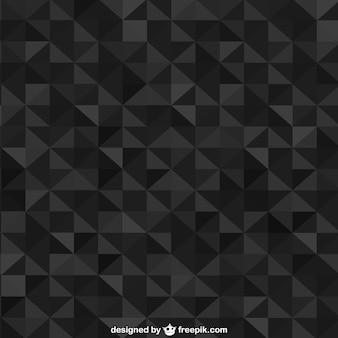 Fondo geométrico de escala de grises