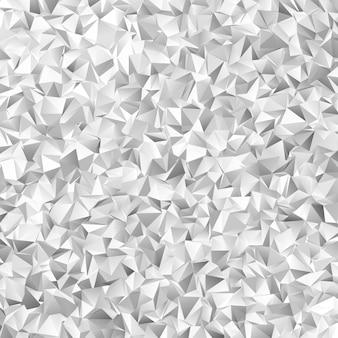 Fondo geométrico retro triángulo irregular