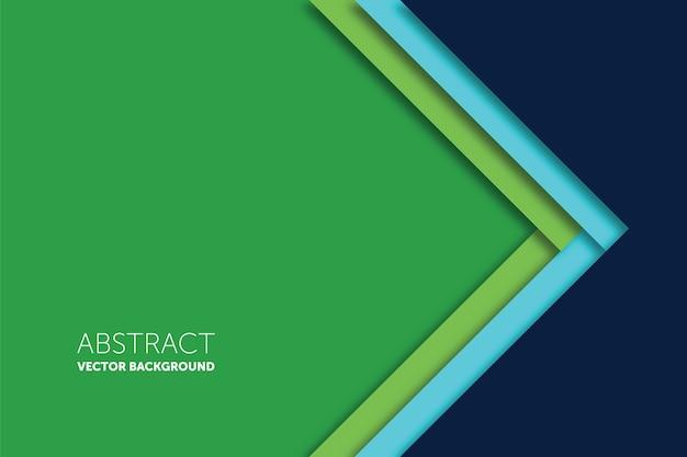 Fondo de gradiente de vector abstracto