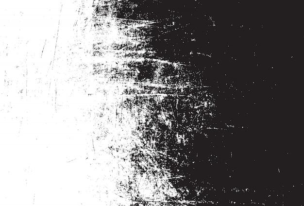 Fondo de grunge blanco y negro