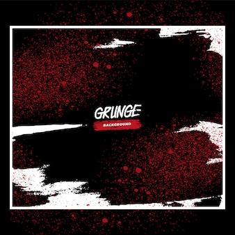 Fondo de grunge negro arenoso abstracto
