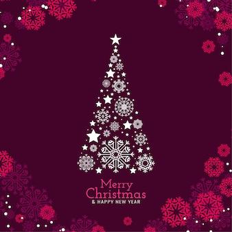 Fondo hermoso abstracto feliz navidad