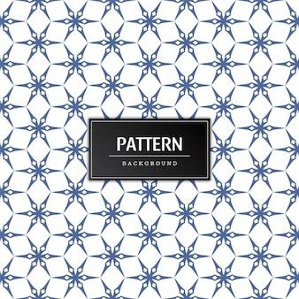 Fondo hermoso abstracto de patrones sin fisuras