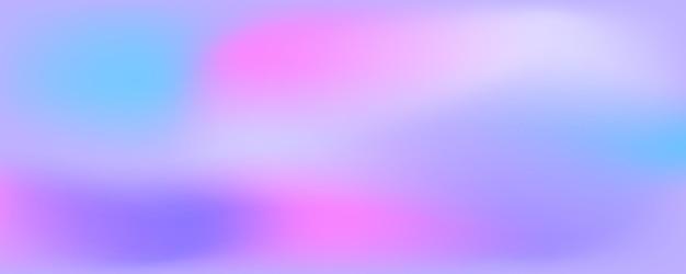 Fondo holográfico brillante, ilustración vectorial.