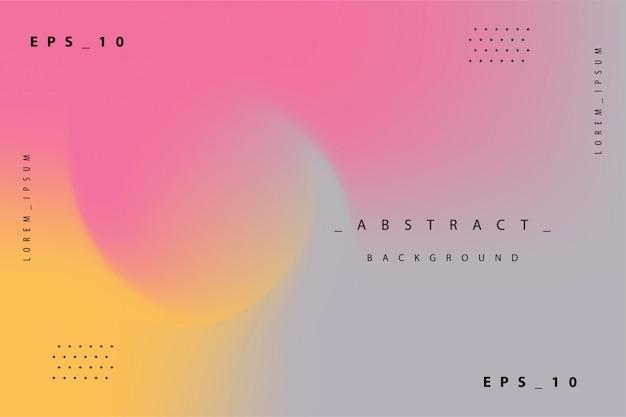 Fondo holográfico degradado colorido abstracto