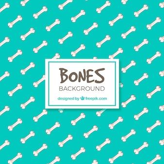 Fondo de huesos