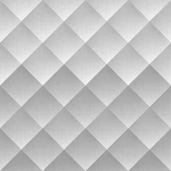Fondo de ilustración con textura de geometría blanca