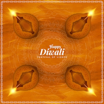 Fondo indio abstracto feliz del festival de diwali