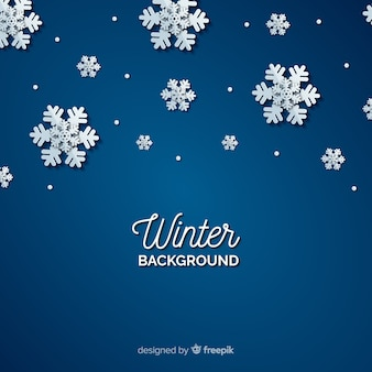 Fondo invernal