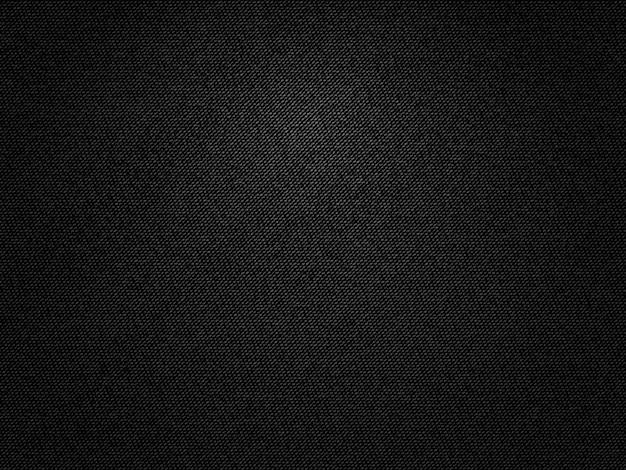 Fondo de jeans patrón de mezclilla tejido negro jeans.