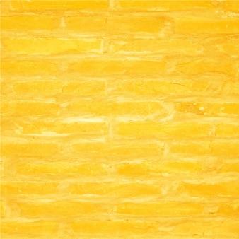 Fondo de ladrillos amarillos