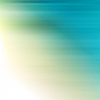 Fondo de líneas azules y verdes con efecto degradado