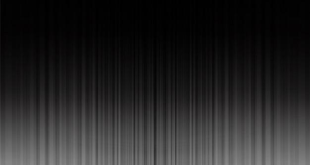 Fondo liso de cortina negra