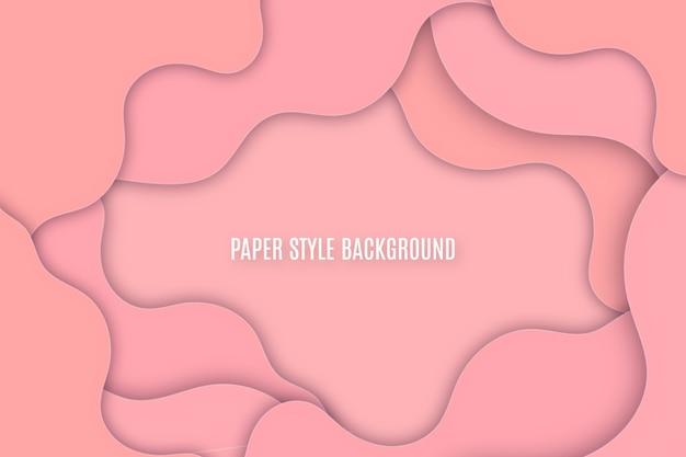 Fondo liso estilo papel