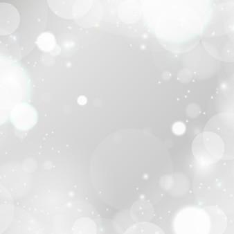 Fondo de luces de navidad.