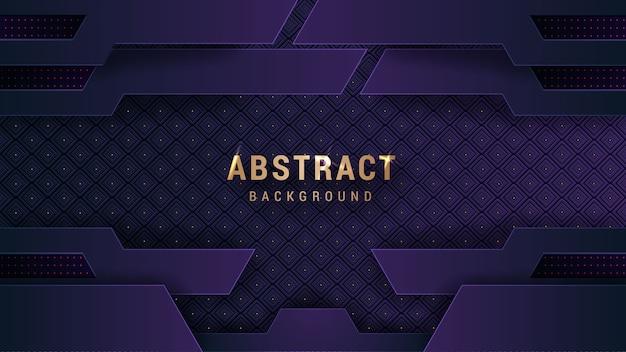 Fondo de lujo abstracto moderno