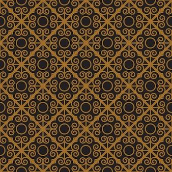 Fondo de lujo con color dorado