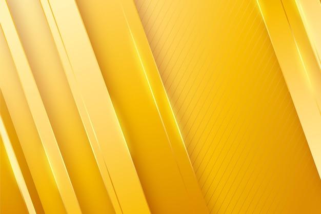 Fondo de lujo dorado degradado