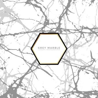 Fondo de lujo de mármol gris