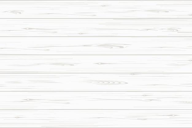 Fondo de madera blanco de la textura del tablón.
