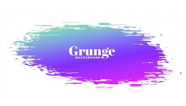 Fondo manchado grunge abstracto