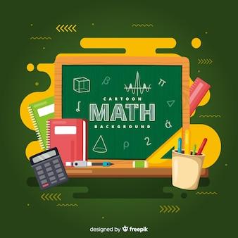 Fondo de matemáticas