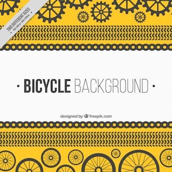 Fondo mecánico de bicicletas