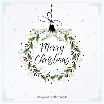 Fondo merry christmas
