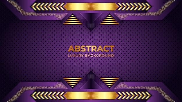 Fondo moderno abstracto púrpura