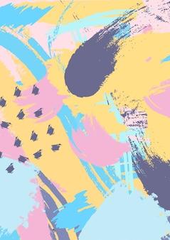 Fondo moderno creativo abstracto.