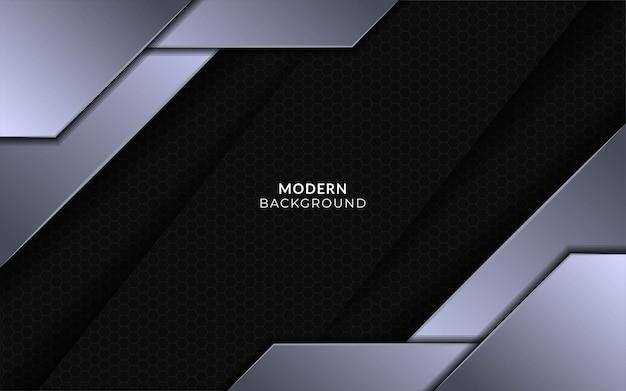 Fondo moderno diseño de banner concepto futuro