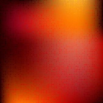 Fondo de mosaico mínimo de colores brillantes abstractos con efecto degradado de semitono. ilustración vectorial.