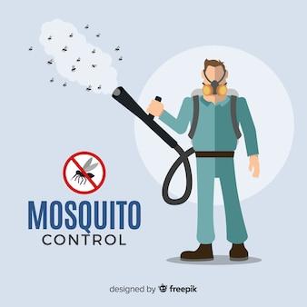 Fondo de mosquito control