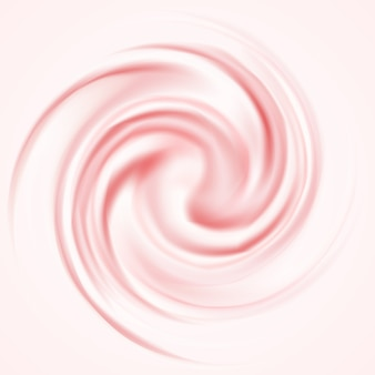 Fondo mousse rosa