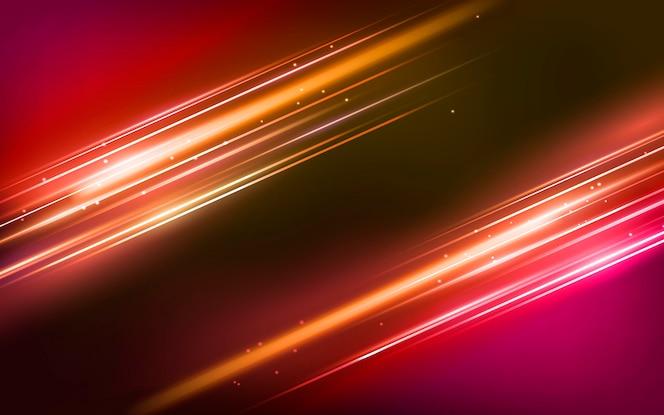 Fondo de movimiento de velocidad de gradiente