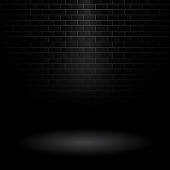 Fondo de muro oscuro
