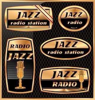 Fondo de musica de jazz