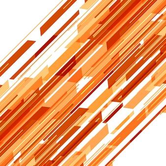 Fondo naranja de rayas
