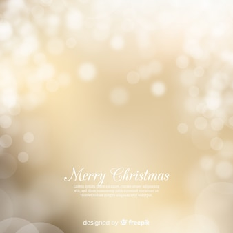 Fondo navidad dorado