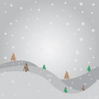 Fondo de navidad vector