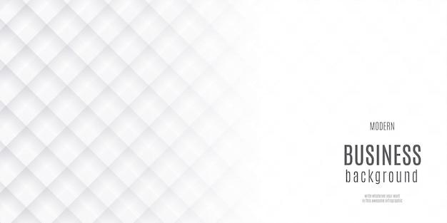 Fondo de negocio moderno con formas geométricas