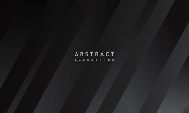 Fondo negro abstracto con scratch creativo