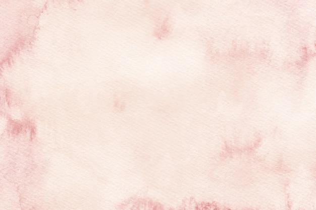 Fondo de nubes acuarela abstracta