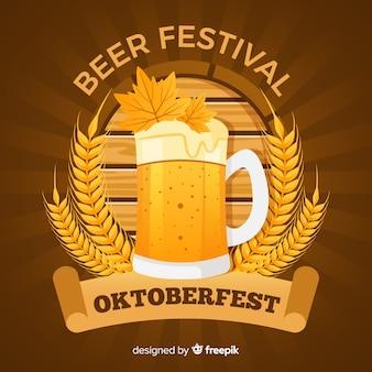 Fondo del oktoberfest
