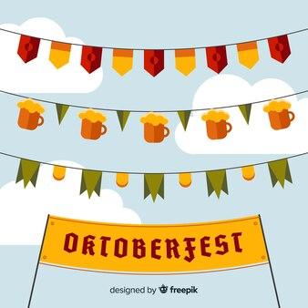 Fondo de oktoberfest
