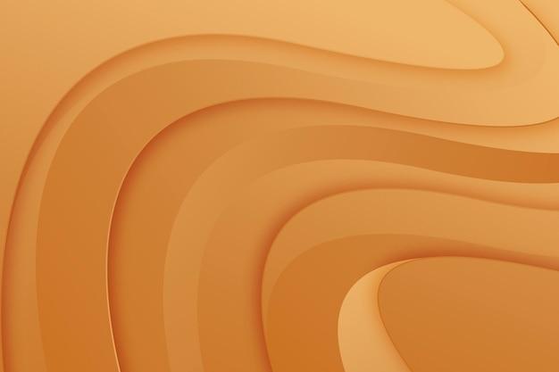 Fondo de onda dorada suave