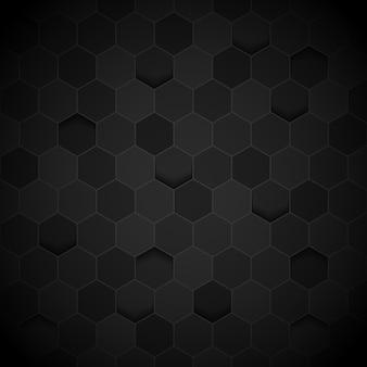 Fondo oscuro patrón abstracto