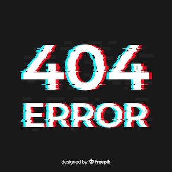 Fondo página de error 404 en fallo técnico